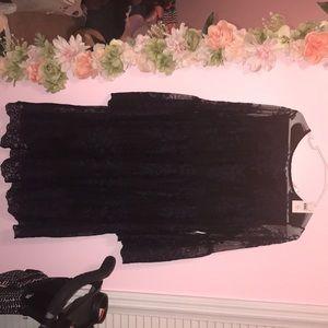 Maternity Lace Dress